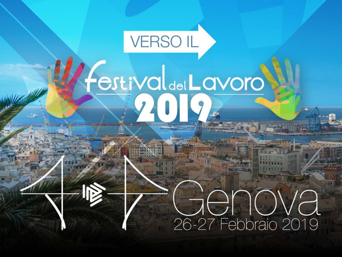 """""""Verso il Festival del Lavoro 2019"""": un ponte per ripartire"""