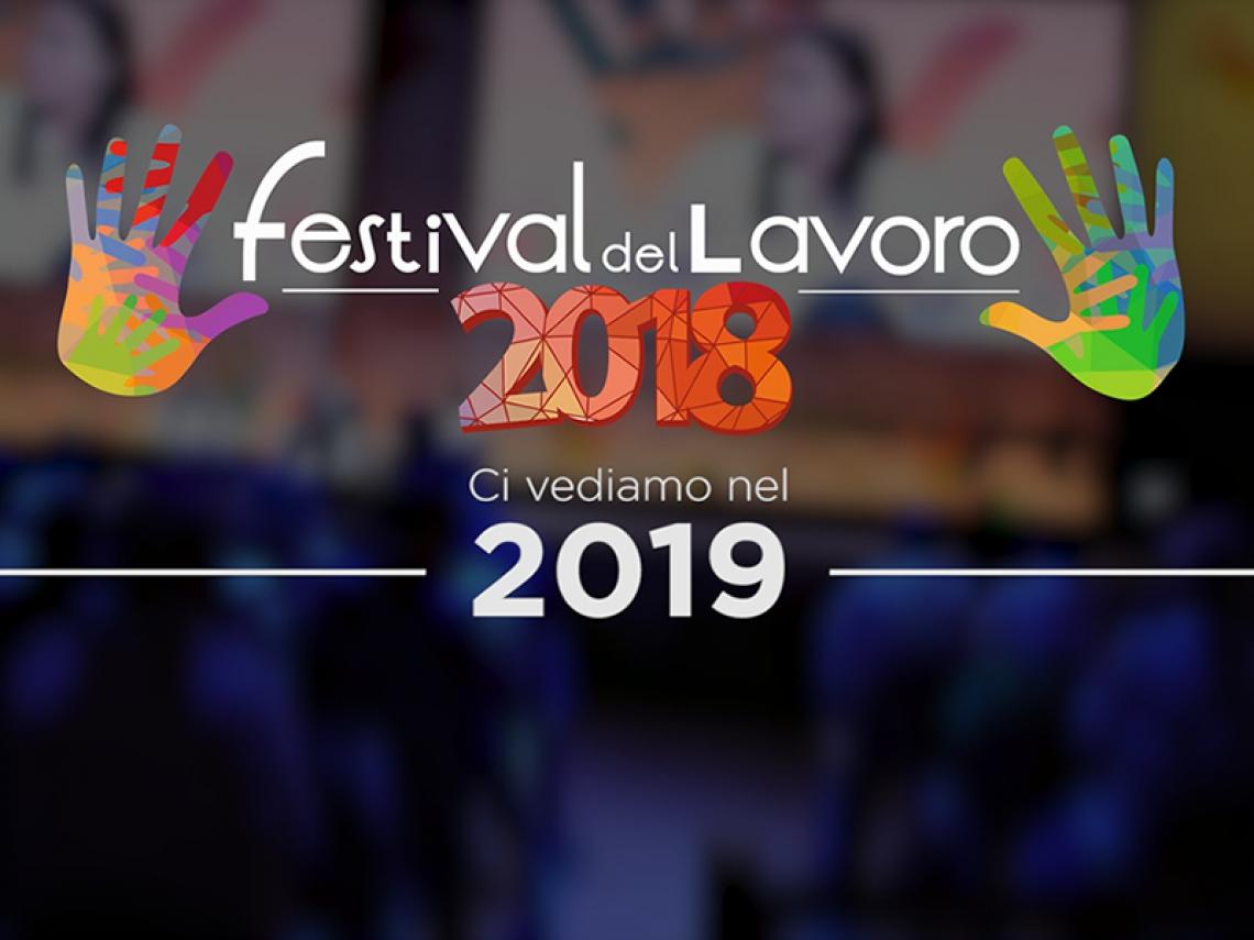 FESTIVAL DEL LAVORO® 2018