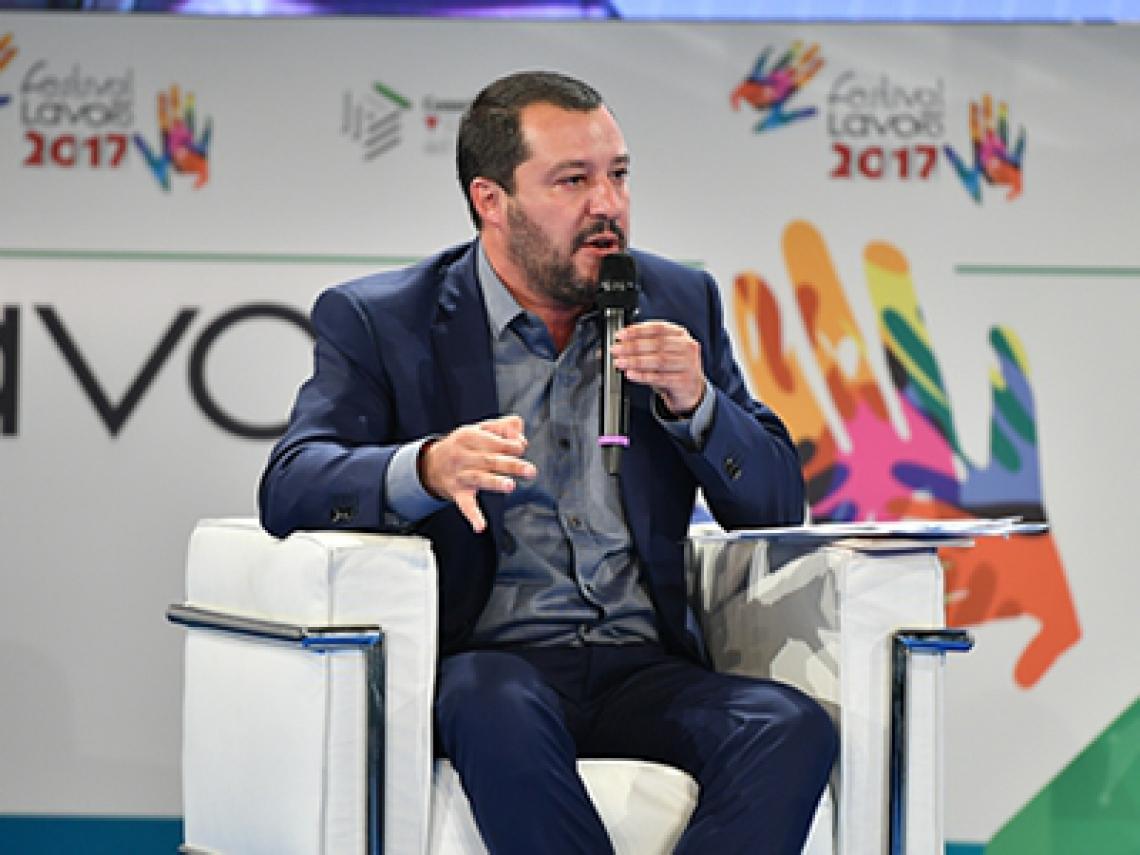 Salvini, i consulenti? Li vorrei al governo