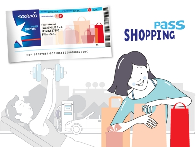 Pass Shopping: si ampliano i servizi di welfare
