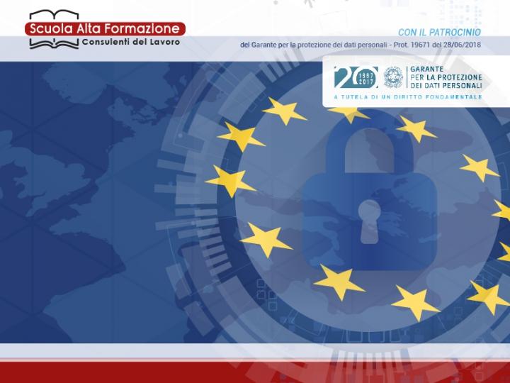 Il Responsabile della Protezione Dati: 18-19 ottobre il nuovo master breve SAF