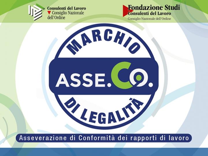 Asse.Co.: a Roma corso abilitante e laboratorio pratico