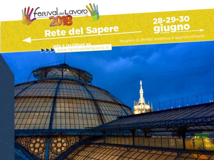"""Al Festival i workshop della """"Rete del Sapere"""""""