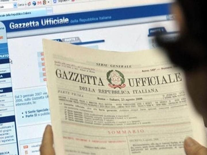 Decreto Semplificazioni in GU: in vigore dal 15 dicembre